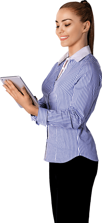 rowe-editorial-model-tablet ROWE Scan 850i MFP |大幅面彩色打印机|扫描仪|蓝图机|工程机|叠图机|裁切机专家