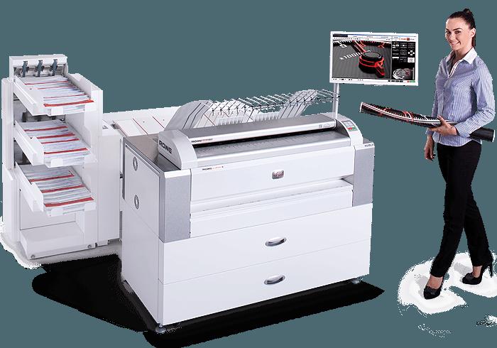 rowe-modularitaet-modularity ROWE ecoPrint |大幅面彩色打印机|扫描仪|蓝图机|工程机|叠图机|裁切机专家