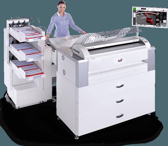 rowe-rowefold721-4 ROWE ecoPrint |大幅面彩色打印机|扫描仪|蓝图机|工程机|叠图机|裁切机专家