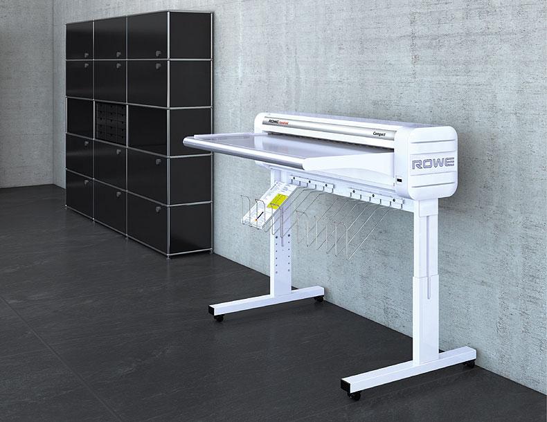 rowe-variofold-compact-offline-floorstand ROWE VarioFold Compact |大幅面彩色打印机|扫描仪|蓝图机|工程机|叠图机|裁切机专家