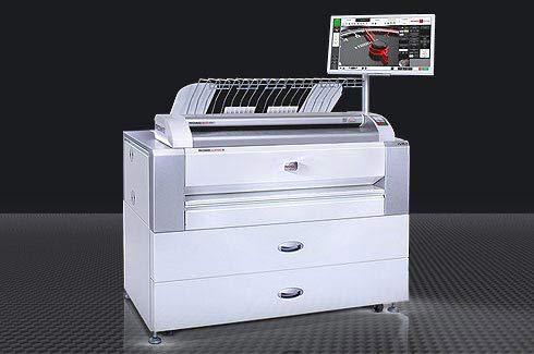 4-rowe-ecoprint_mfp 产品演示-瑞网中国-大幅面彩色打印机-扫描仪-数码蓝图机-工程机-叠图机-裁切机