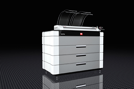 ROWE_ColorPress_Bild 新闻动态-瑞网中国-大幅面彩色打印机-扫描仪-数码蓝图机-工程机-叠图机-裁切机