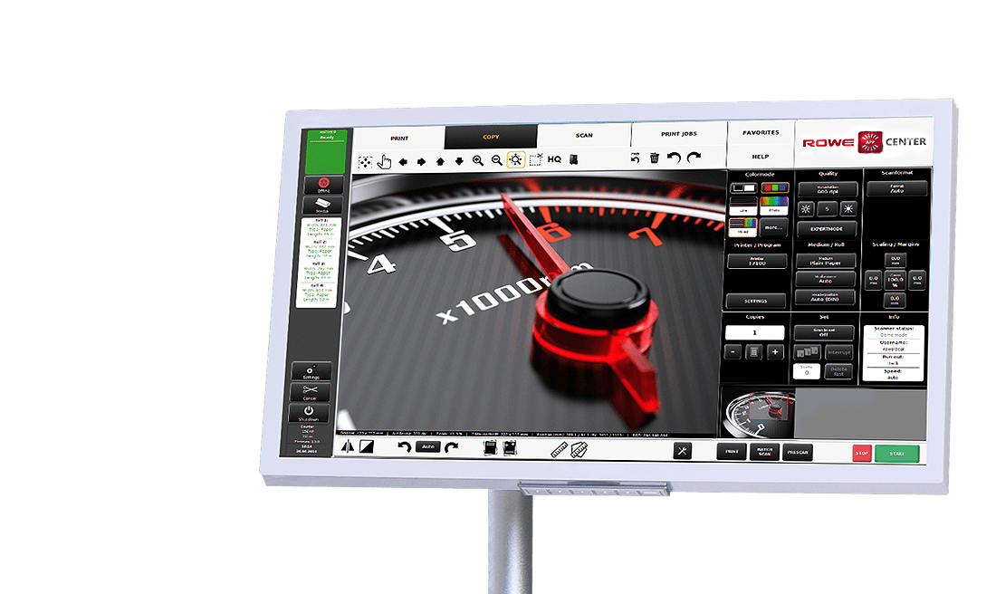 rowe-ergonomie-ergonomics-ecoprint-2-en ROWE ecoPrint |大幅面彩色打印机|扫描仪|蓝图机|工程机|叠图机|裁切机专家