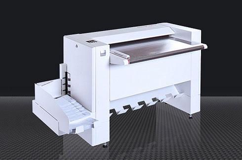rowe-offline_faltmaschine-offline_foldingsystem 演示中心-瑞网中国-大幅面彩色打印机-扫描仪-数码蓝图机-工程机-叠图机-裁切机
