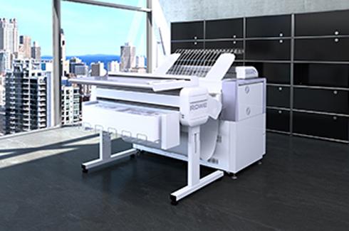 ecoprint_variofold 演示中心-瑞网中国-大幅面彩色打印机-扫描仪-数码蓝图机-工程机-叠图机-裁切机